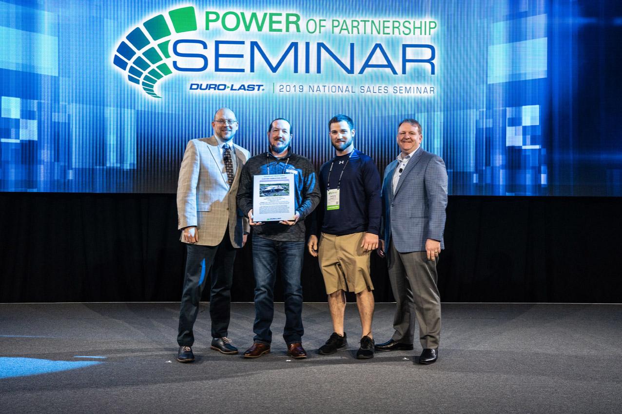 Power of Partnership Seminar